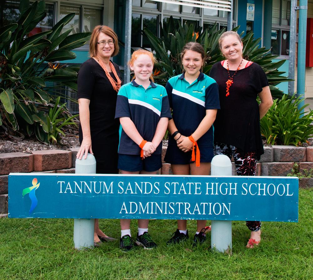 new Principal for TSSHS
