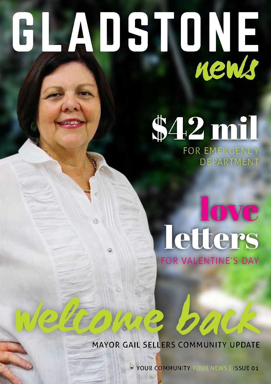 Gladstone News Issue 1