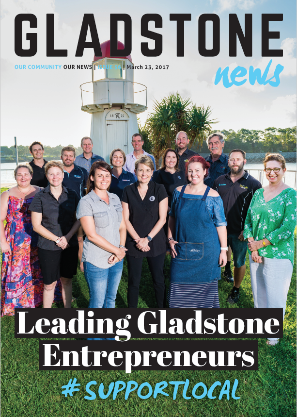 Gladstone News Issue 56