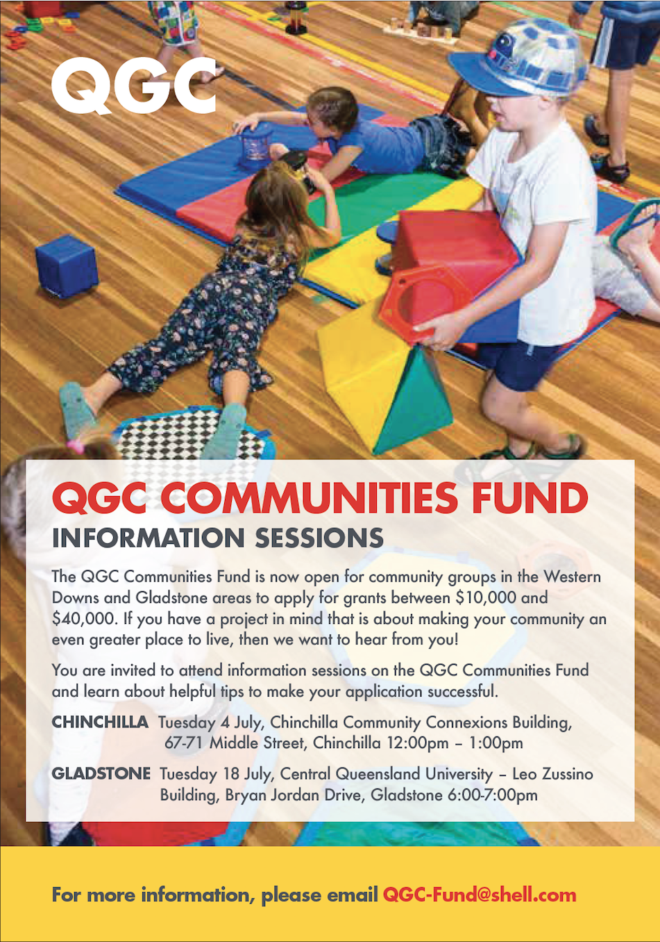 QGC Communities Fund
