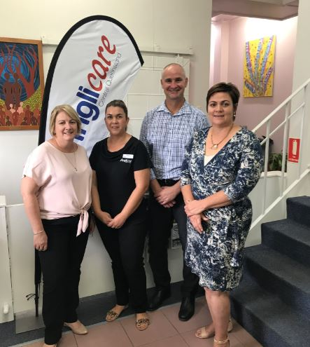 Anglicare Service helps locals out of debt trap