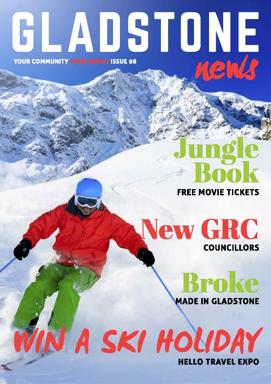 Gladstone News Issue 8