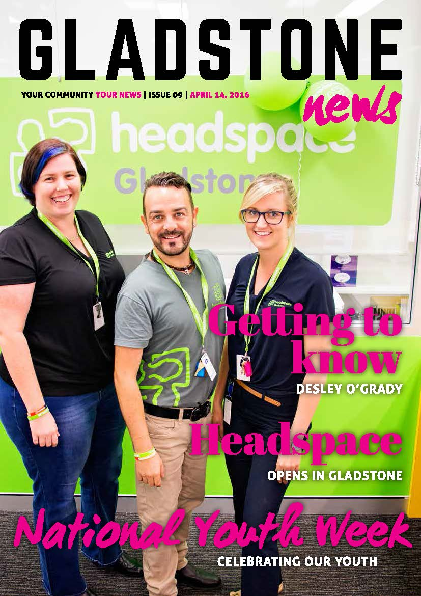 Gladstone News Issue 9