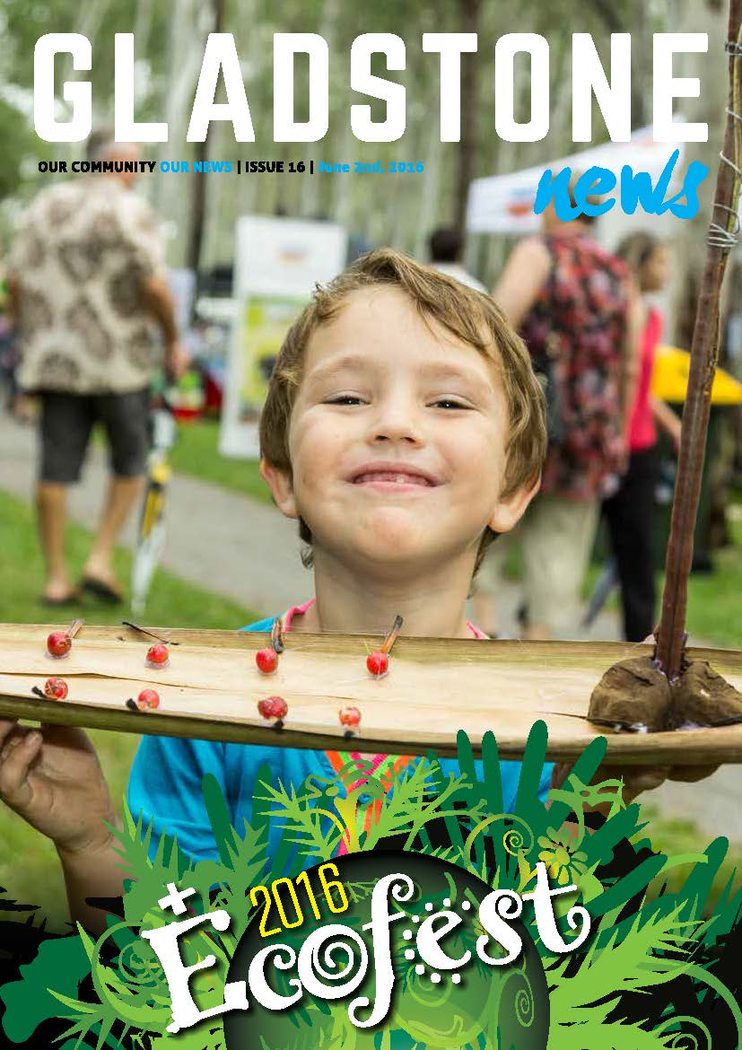 Gladstone News Issue 16
