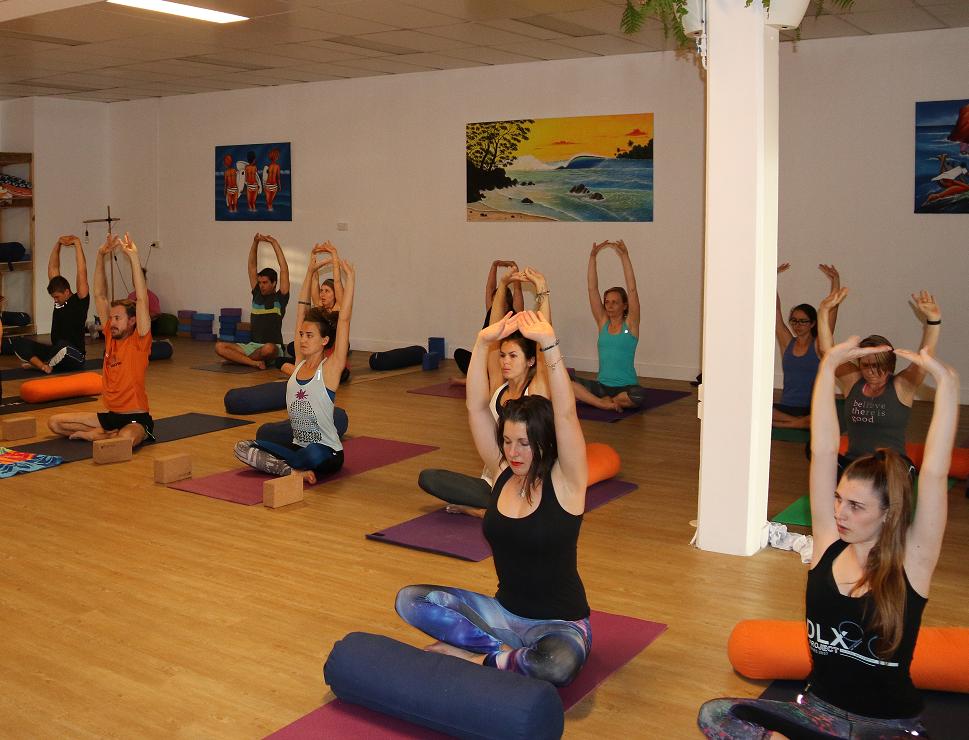 Salt Power Yoga