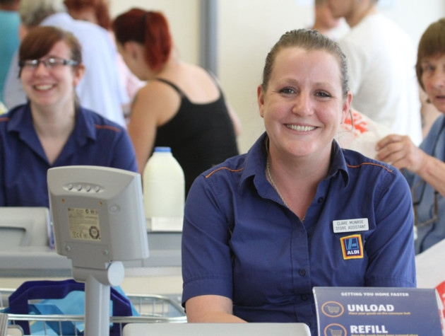 Did you get a call back to work at Aldi? - Gladstone News