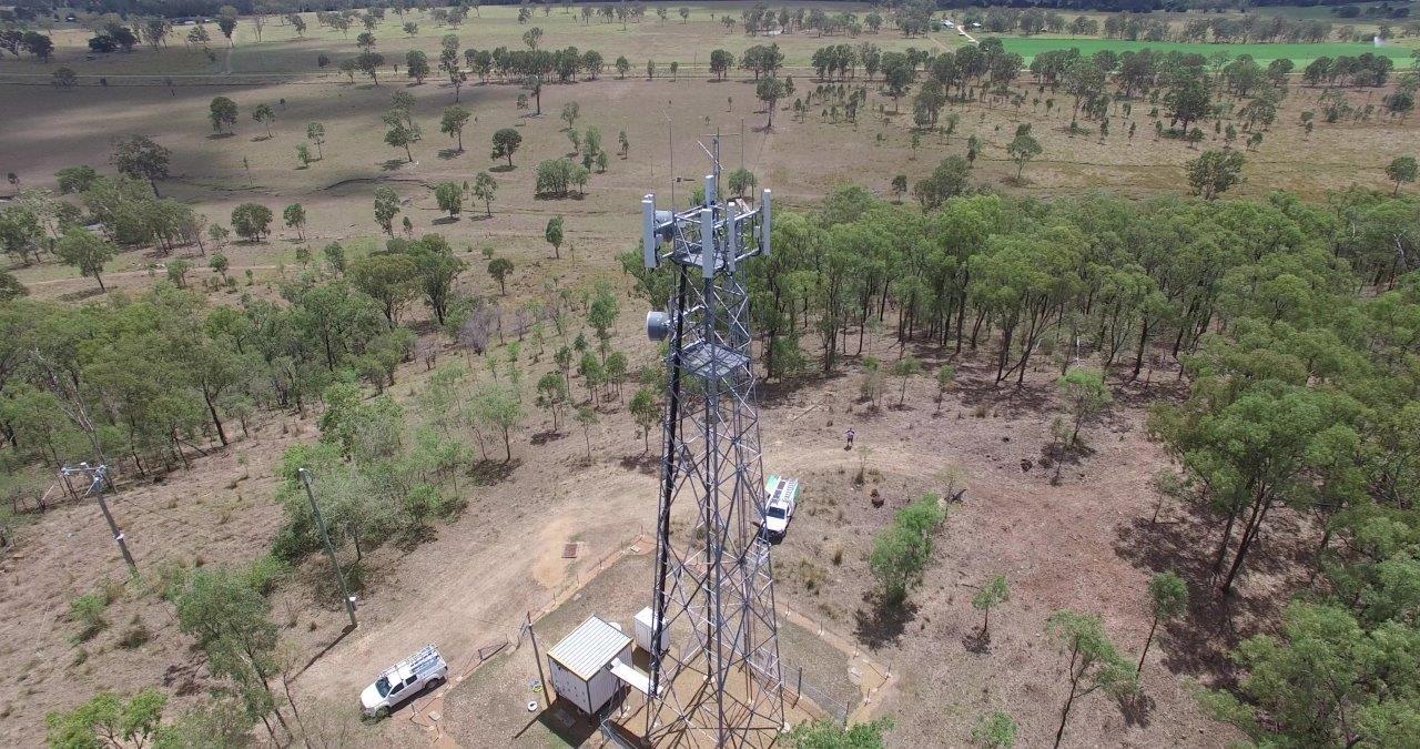 Ubobo Tesltra Tower