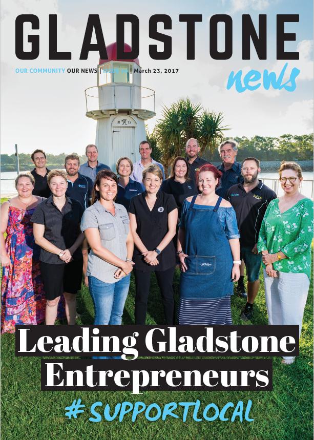 Gladstone News Issue 56