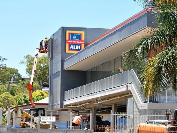 ALDI Gladstone Store