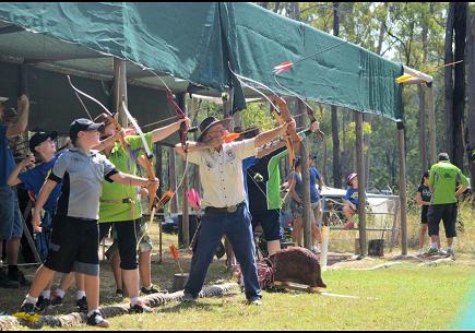 Gladstone Field Archers