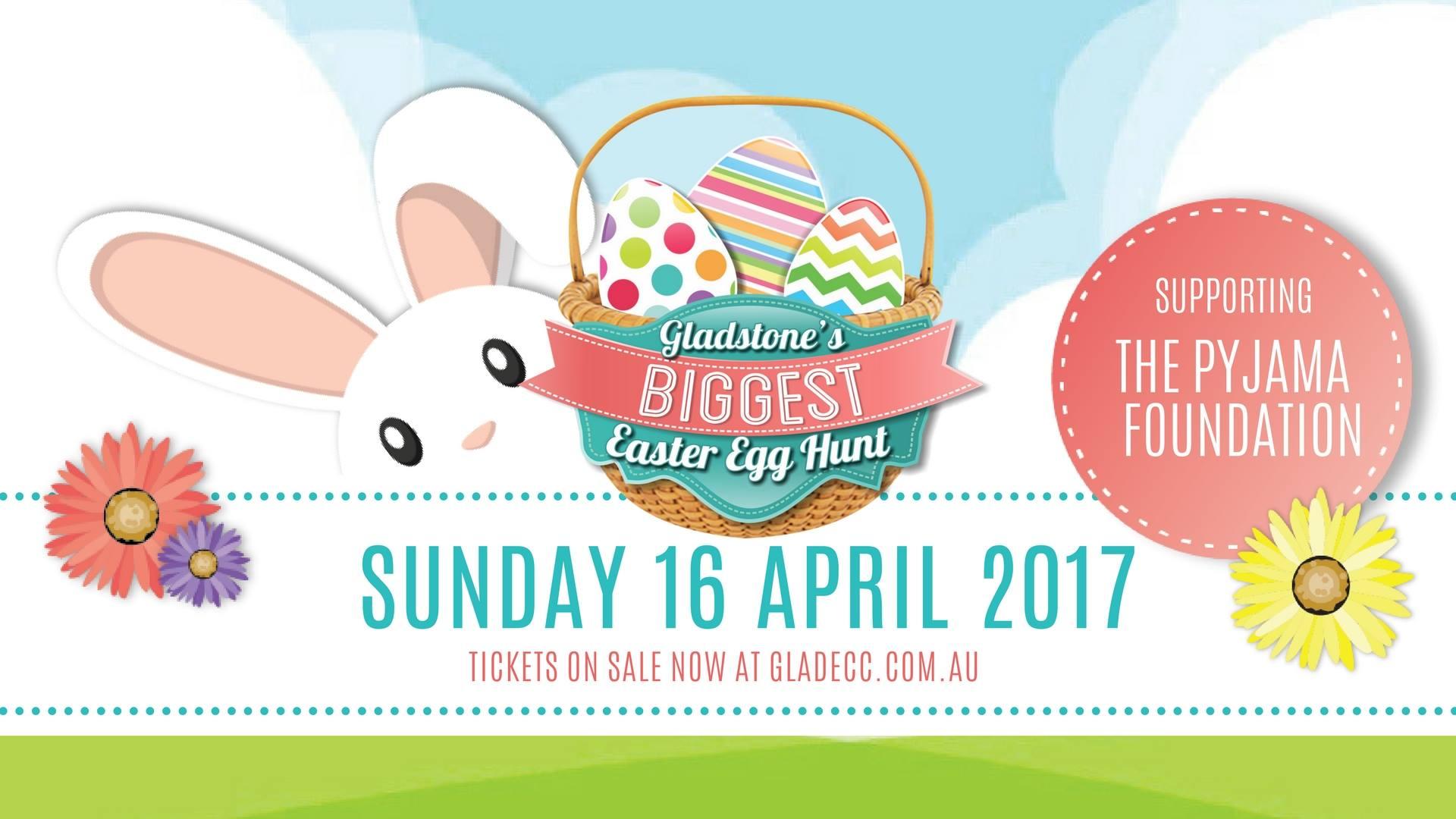 Gladstone's Biggest Easter Egg Hunt