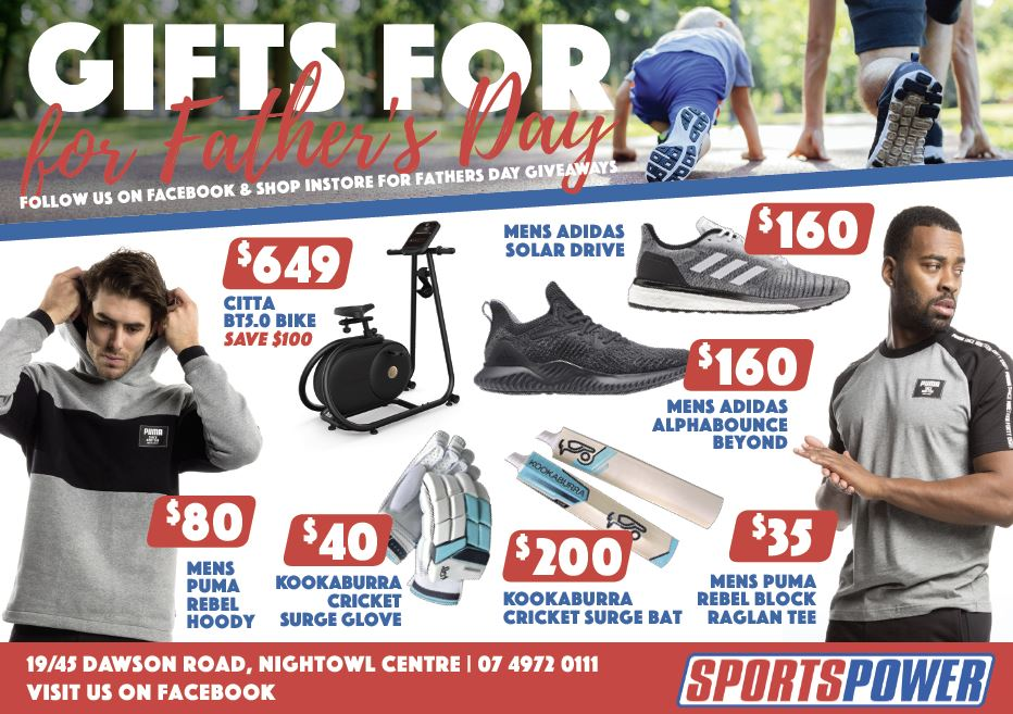 Sportspower Fathers Day Gifts